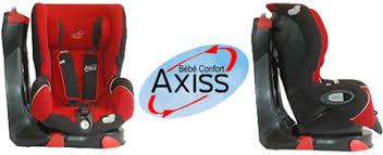 housse si ge auto axiss b b confort les sièges auto axiss un siège pour bébé révolutionnaire