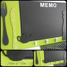 tableau memo cuisine tableau cuisine vert anis l atelier de viline