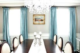 Dining Room Curtain Ideas Popular Modern Curtains In Drapes Idea Blue Images Formal