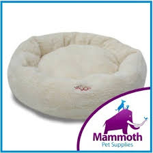 Mammoth Dog Beds by Snooza Cuddler Bed Mock Lambswool Snooza