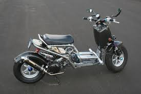 Honda Ruckus Modification Pic Of The Day
