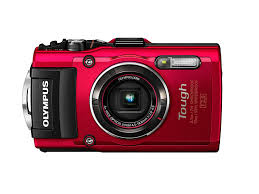 Amazon Olympus TG 4 16 MP Waterproof Digital Camera with 3