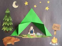Camp Art And Crafts For Preschoolers Vinegret B9de0c40e2d8