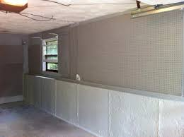Ceiling Material For Garage by Waterproofing And Painting Your Garage The Home Depot Community