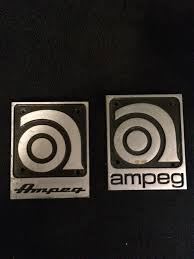 Ampeg V4 Cabinet Ohms by V4 Club