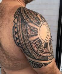 Image Result For Polynesian Armband Tattoos Polynesiantattoosarmband