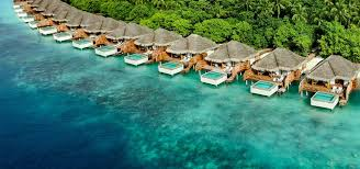 100 Dusit Thani Maldives In Images Hotels Resorts Cond