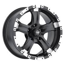 MB Wheels Chaos 5 Wheels | Multi-Spoke Painted Truck Wheels ...