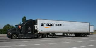 Amazon Is Building An 'Uber For Trucking' App - Business Insider