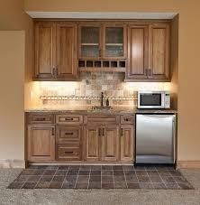Basement Kitchen Bar Designs