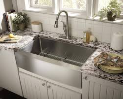Kohler Kitchen Sink Protector by Sinks Amusing Apron Sink Stainless Steel Apron Sink Stainless