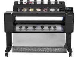 HP Designjet T730 36in Stampante Grandi Formati Colore 2400 X 1200