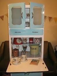 Ebay Cabinets For Kitchen by Vintage Retro 1950 U0027s 60 U0027s Kitchen Larder Cabinet Cupboard With