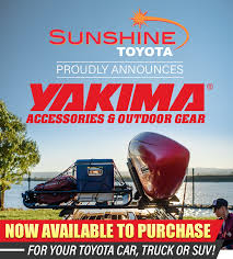 100 Truck Accessories Michigan Yakima Parts For Toyota Vehicles Sunshine Toyota In Battle Creek MI