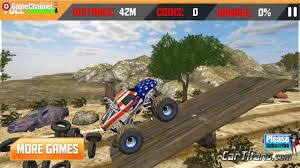 100 3d Monster Truck Games Patriot Wheels Race Off Road Driven