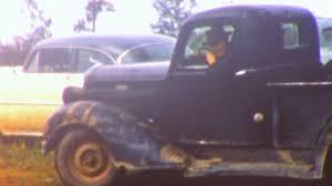 100 Truck Movie OLD CARS Pickup Jalopy 1940s 50s Vintage Film 8mm Home