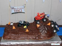 Mr. V's 3rd Monster Truck Birthday Party Part II – The Fun And Cake! Blaze The Monster Truck Themed 4th Birthday Cake With 3d B Flickr Whimsikel Birthday Cake Cakes Decoration Ideas Little Grave Digger Beth Anns Blakes 5th Bday Youtube Turning Stones Blog Trucks Second Generation Design Monster Truck Cakes Hunters Coolest Homemade Colors Party Food Plus Jam