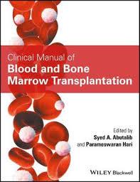 Bolcom Clinical Manual Of Blood And Bone Marrow Transplantation