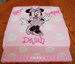 Minnie Mouse Flip Out Sofa by Cake Believe Minnie First Birthday