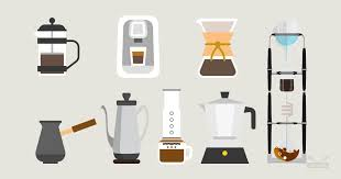 8 Coffee Brewing Methods Their Different Benefits