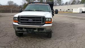 100 Ford F450 Dump Truck 2000 Crew Cab 73l Powerstroke Diesel YouTube