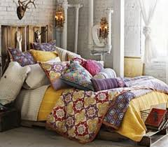 Bohemian Style Bedroom Decor Captivating Room