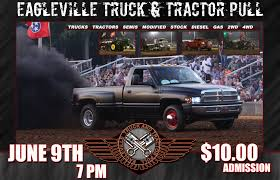 100 Truck Tractor Pull Eagleville June 9th CoolSpringscom