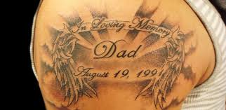 Getting A Tattoo To Memorialize The Loss Of Loved One Is Something That Many People Put Some Serious Thought Into This In Fact