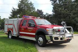 100 Brush Trucks Wildland Jefferson Fire Safety