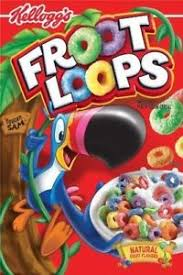 Image Is Loading Kellogg 039 S Fruit Loops 12 2 Oz