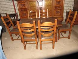 Solid Oak Table With 6 Chairs - Dining Rooms - Used ... Different Aspects Of Oak Fniture All About Fniture And Mattress News Buying Guide Latest Trends Ding Room Table 4 Chairs In Bb7 Valley For 72500 Oak Table Leeds 15000 Sale Shpock With Chairsmeeting 30 Extendable Tables Commercial Used German Standard And Chair Sets Buy Fnituregerman The 1 Premium Solid Wood Furnishings Brand 6 Chairs Set White Rustic Farmhouse Natural Country Amazoncom Desks Childrens Study