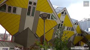100 Cubic House S Rotterdam Netherlands YouTube