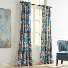 Pier 1 Imports Peacock Curtains by Curtains Window Treatments Drapes U0026 Curtain Panels Pier 1 Imports