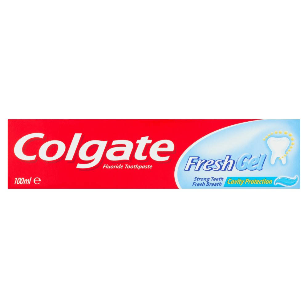 Colgate Blue Minty Gel Toothpaste - 100ml