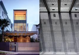 100 Hyla Architects Bridge Over Water HYLA Award Winning Singapore