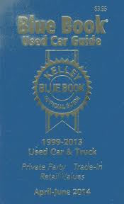 100 Kelley Blue Book Truck Buy Used Car Guide Consumer Edition AprilJune 2014