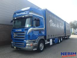 Used Scania R500 V8 Euro 5 Retarder + Trailer — Nebim Used Trucks