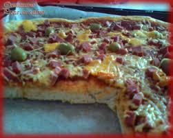 ma pâte à pizza pr celles qui aiment les pizzas bien épaisse