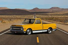 100 1970 Truck WEEK TO WICKED CHEVY C10 American Legend