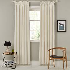 Lined Curtains John Lewis by Buy John Lewis Linen Blend Lined Pencil Pleat Curtains John Lewis