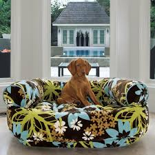 Top Rated Orthopedic Dog Beds by Bowsers Diamond Series Microvelvet Double Donut Dog Bed Hayneedle