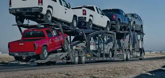 Open Car Transport Services | Montway Auto Transport