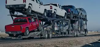 Open Car Transport Services | Montway Auto Transport