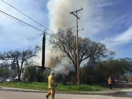 Murray Pumpkin Patch Bakersfield by Crews Respond To Structure Fire In Santa Margarita Ksby Com