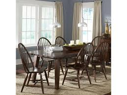 100 6 Chairs For Dining Room Liberty Furniture Cabin Fever 7Piece Rectangular Leg Table With