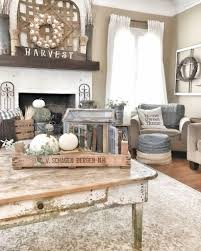 Rustic Decorations Living Room