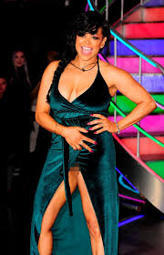 Stacy Francis Has A Wardrobe Malfunction As She Gets Evicted From Celebrity Big Brother