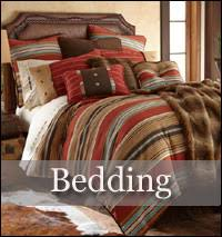 Lodge & Cabin Bedding