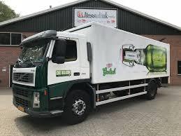 100 Fm Truck Sales VOLVO FM 9 260 4X2 Koffer LBW 2500 KG 337000 KM Original Closed