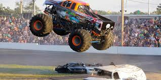 MONSTER TRUCK MELTDOWN TODAY! | Seekonk Speedway